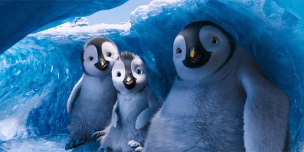 Глобальное потепление и танцующие пингвины: «Делай ноги 2»