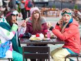 Бурлеск в Розе Хутор: «В спорте только девушки»
