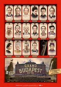 Фильм Отель Гранд Будапешт
