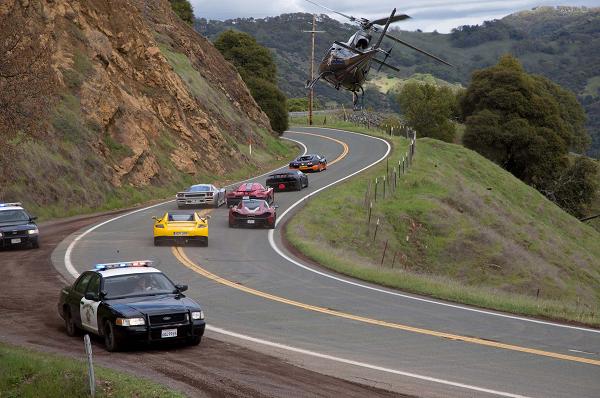 Фильм Жажда скорости (Need for Speed)