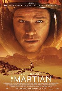 Постер к фильму Марсианин (The Martian)