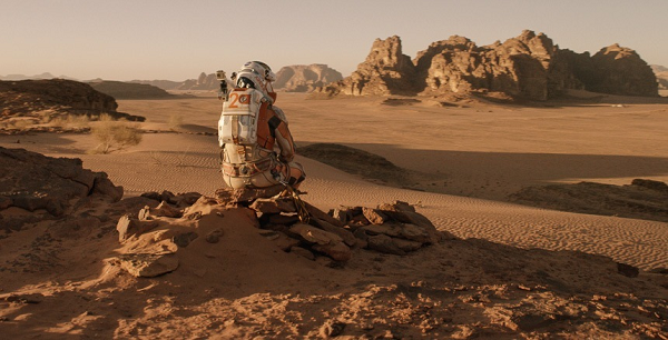 Фильм Марсианин (The Martian)