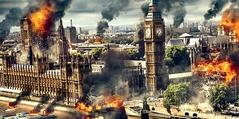 """Фильм """"Падение Лондона"""" (London Has Fallen)"""