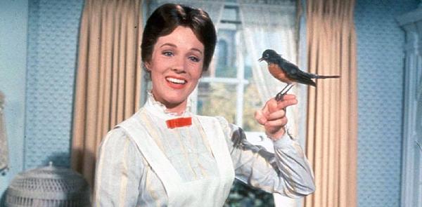 """В оригинальном фильме """"Мэри Поппинс"""" 1963 года главную роль исполнила Джули Эндрюс (Julie Andrews)"""