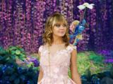 Алла Михеева озвучила Смурфоцветику в мультфильме «Смурфики: затерянная деревня»