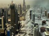 """Кадр из фильма """"Геошторм"""" (Geostorm) в жанре фильма-катастрофы с Джерардом Батлером (Gerard Butler) в главной роли"""